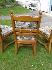 Rustikale Stühle rustikale stühle für den esstisch 6 stück in putzbrunn