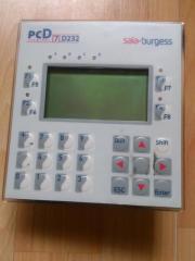 SAIA BURGESS PCD7.