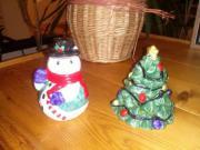 Salz- und Pfefferstreuer von Christmas
