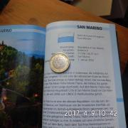 San Marino 1 Euro 2010
