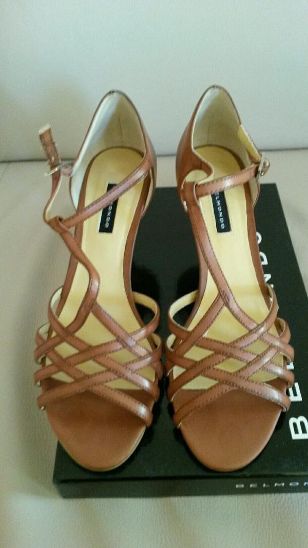 Sandaletten von Belmondo Gr 37