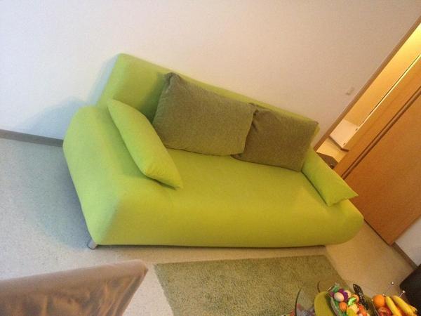Schlafsofa grün  Schlafsofa - grün in München - Polster, Sessel, Couch kaufen und ...