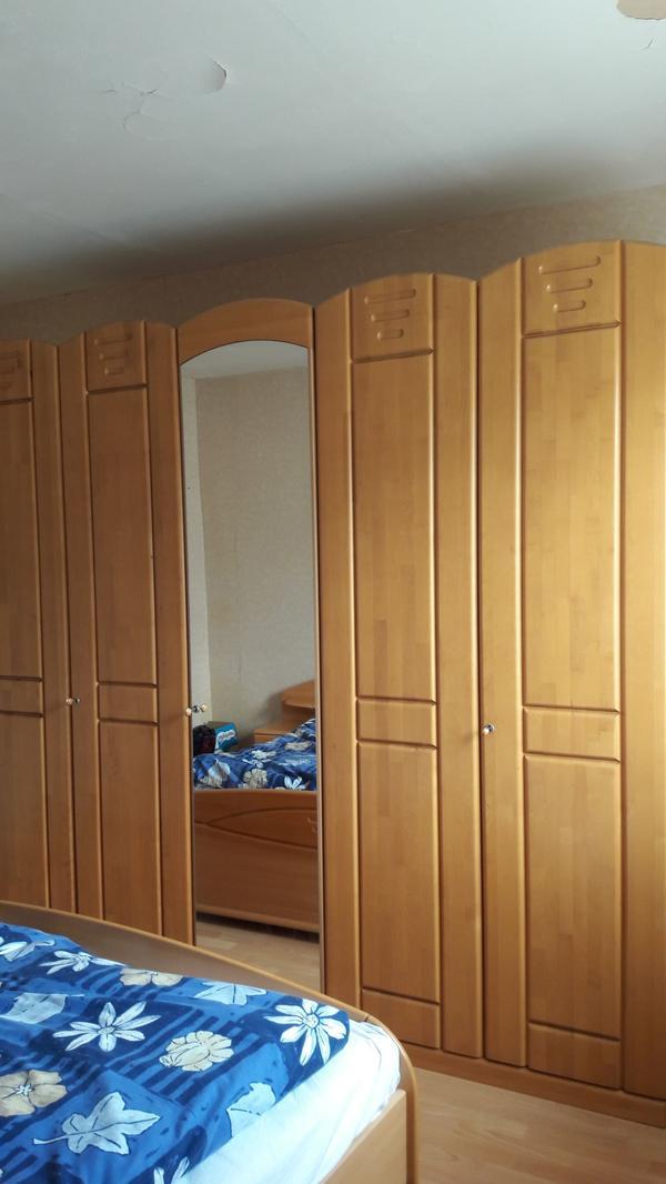 Amazing Schlafzimmer Kleiderschrank Erle #10: Schlafzimmer Komplett (Bett » Schränke, Sonstige Schlafzimmermöbel
