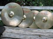 Schlagzeug Becken Satz