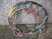 Schnellmontage-Ring-Schneeketten neu