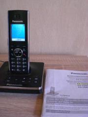 Schnurloses Digitales Telefon Panasonic mit