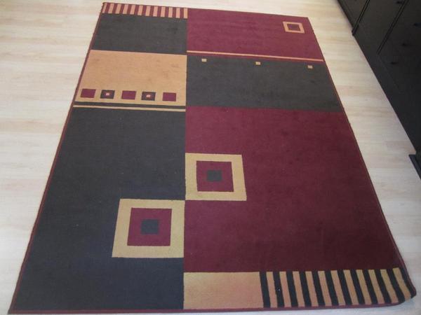 Schöne teppiche fürs wohnzimmer  Schöne Teppiche fürs Wohnzimmer moderne Farben in Konstanz ...