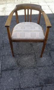 Schreibtischstuhl/Armlehnstuhl in