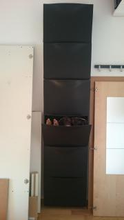 2x ikea hemnes hutablage garderobe in kirschfarbe in m nchen garderobe flur keller kaufen. Black Bedroom Furniture Sets. Home Design Ideas