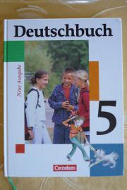 Schulbuch Deutschbuch 5