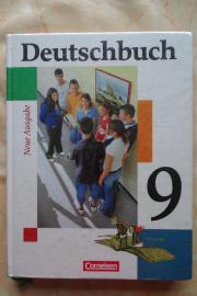 Schulbuch Deutschbuch 9