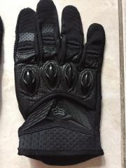 0e5bed67e5e786 ... schwarze Fox Motorrad Handschuhe Größe: Kleinanzeigen aus Oberasbach -  Rubrik Motorradbekleidung Herren ...