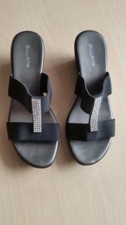 Schwarze Schuhe gr 39