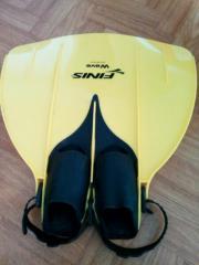 Schwimm-Flosse Gelb