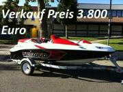 SeaDoo Speedster 150 -