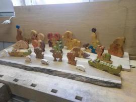 Holzspielzeug - Sebstgefertigtes Holzspielzeug zu verkaufen