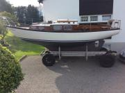 Segelboot Trintella I