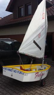 Segelboote Opti