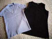 Set Mädchenbekleidung 2 Shirts ca
