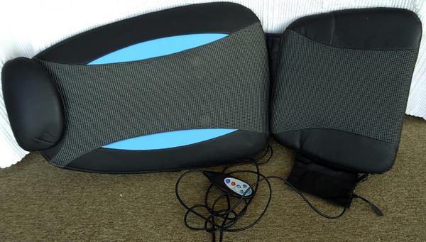 Shihatsu Massage-Sitz-Auflage beheizbar