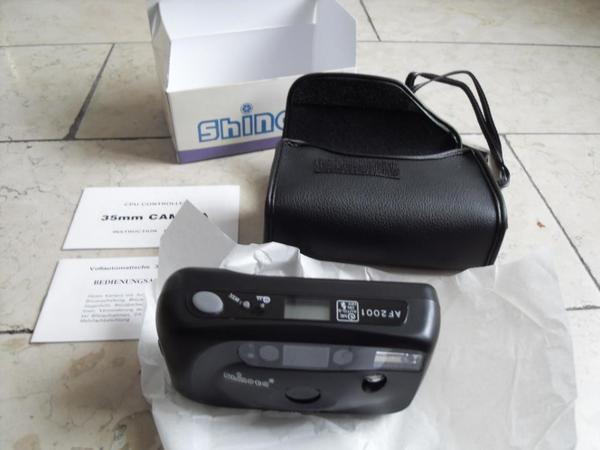 Shinota AF-2001 Camera