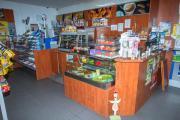 Shopeinrichtung Tankstelle Bistro
