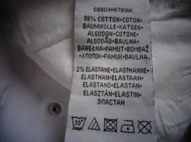 Bild 4 - Shorts Jeans-Shorts weiß Gr M - Hamburg Eidelstedt