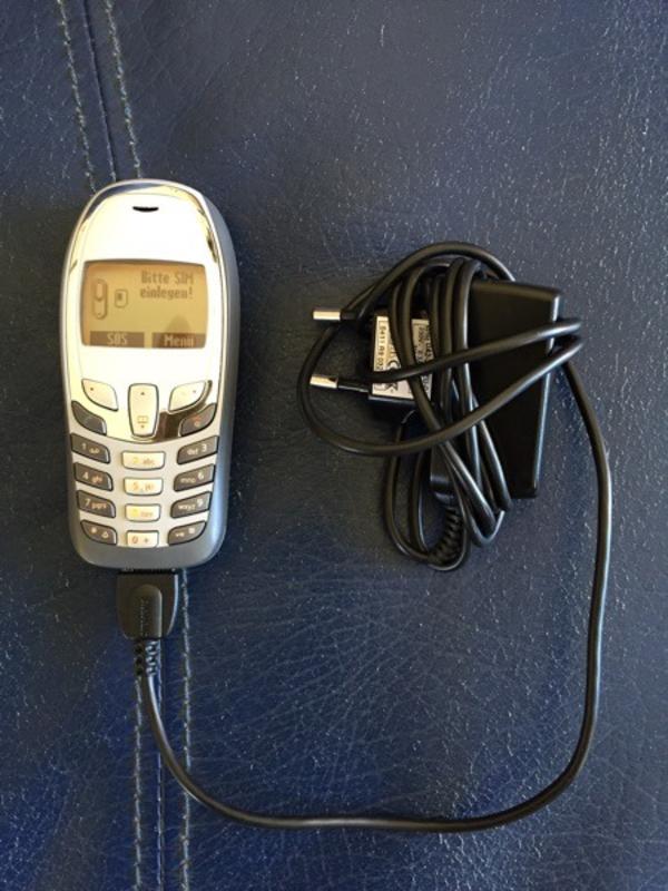 Siemens A 57 Handy mit