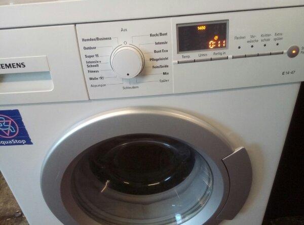 Siemens Waschmaschine 7kg - Kandel - Verkaufe unsere voll funktionsfähige Siemens Waschmaschine sehr günstig, mit 7kg - Kandel