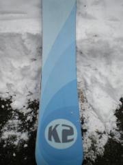 Snowboard von*K2*