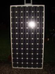 Solaranlage 180Watt Monokristallin