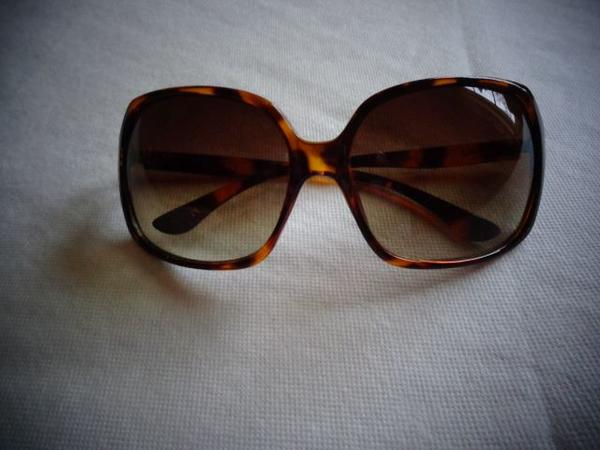 Sonnenbrille, große Gläser » Schmuck, Brillen, Edelmetalle