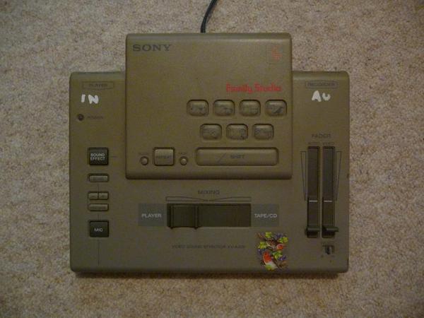 Sony Family Studio XV-A33F günstig