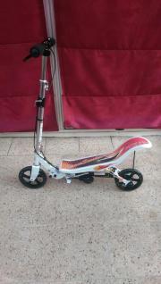 scooter led licht tretroller cityroller big roller in. Black Bedroom Furniture Sets. Home Design Ideas