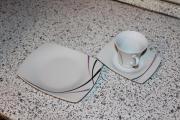 Speise Service & Kaffeegedeck
