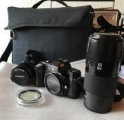 Spiegelreflexkamera Minolta 7000