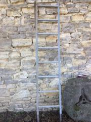 Stabile Stahl Leiter