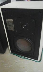 Stereo Anlage Schwarz +