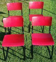Stühle von Thonet