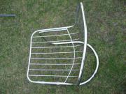 Stuhl Metallstuhl Metallsessel ohne Auflage