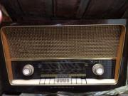 stylisches Vintage-Radio