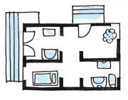 Suche 3 - Zimmerwohnung