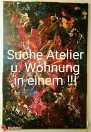 Suche Atelier !!!