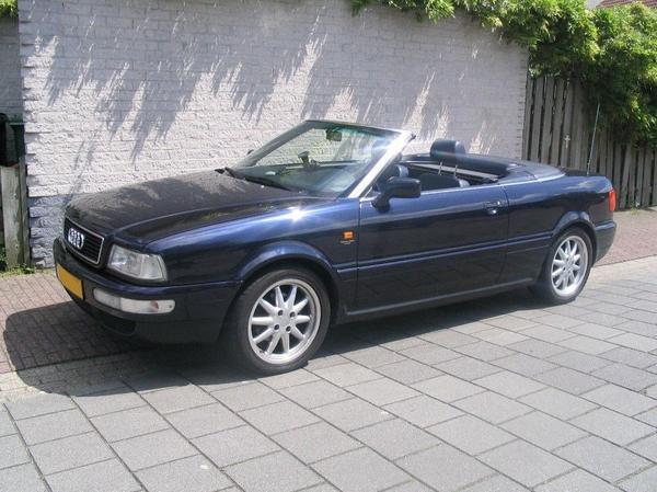 suche Audi Cabriolet Cabrio V6