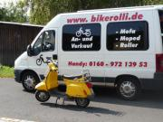 Suche Mopeds, Mofas,