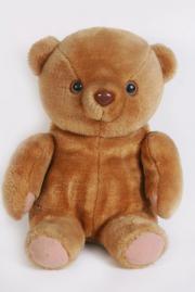 Süßer weicher brauner kuscheliger Plüsch-Koala-Teddybär