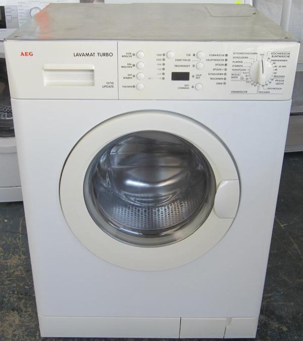super aeg waschtrockner lavamat turbo 12710 update in berlin waschmaschinen kaufen und. Black Bedroom Furniture Sets. Home Design Ideas