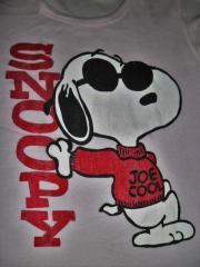T-Shirt SNOOPY Gr 36 S