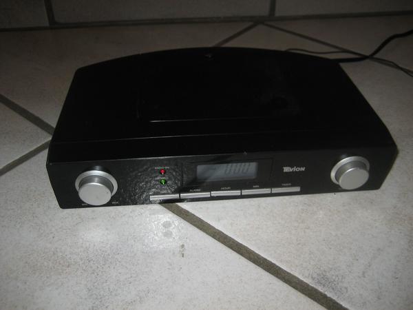 Tevion Stereo Unterbauradio Küchenradio Radio