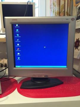 Monitore, Displays - TFT Monitor 17 Zoll Compaq